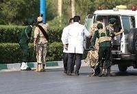 مجروحین حادثه تروریستی اهواز به ۸ بیمارستان منتقل شدند