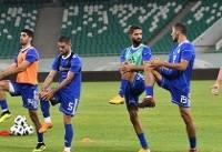 مدافع تیم ملی فوتبال: تمام تلاشمان برای قهرمانی در آسیاست