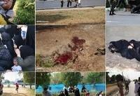 وزیر دفاع جمهوری آذربایجان حادثه تروریستی اهواز را محکوم کرد