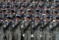 رژه نیروهای مسلح در سراسر کشور برگزار شد