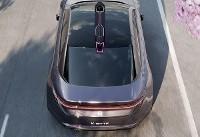 خودروی  چینی رقیب بزرگ تسلا می شود (+عکس)
