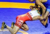 مقصودی نایب قهرمان کشتی آزاد جوانان جهان شد/ فروتن تنها فینالیست ایران در ۵ وزن دوم