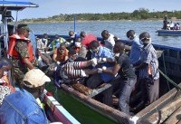 Death toll 209 as survivor found in capsized Tanzania ferry