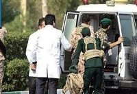 عملهای اورژانسی برای مصدومان حادثه تروریستی انجام شد