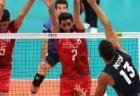 شش تیم دور سوم والیبال قهرمانی جهان مشخص شدند/ ایران سیزدهم شد