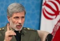 وزیر دفاع: پاسخ سخت و غافلگیر کننده در انتظار تروریستها