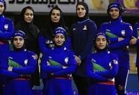 قهرمانی بانوان کشتیگیر ایران در تورنمنت بینالمللی لبنان
