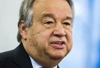 دبیرکل سازمان ملل حادثه تروریستی اهواز را محکوم کرد