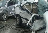 ۵۳ فوتی ناشی از تصادفات رانندگی در مرداد ماه