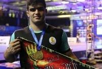 میرزازاده: با رباط پاره قهرمان جهان شدم/ روسها هر کاری کردند تا ایران قهرمان نشود