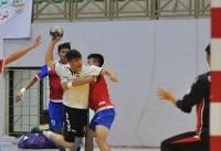 ایران به نیمه نهایی هندبال قهرمانی نوجوانان آسیا نرسید و جهانی نشد