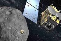 فرود موفق ۲ کاوشگر ژاپن بر سیارک «ریوگو» (+تصاویر)