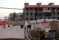 مسکن های مهر سرپل ذهاب که هنوز ساخته نشده اند (عکس)