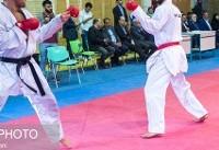 درفشیپور و حیدری فیکس تیم ملی کاراته شدند