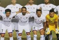 برتری کارون اروند خرمشهر مقابل فجر سپاسی/ گلگهر صدرنشین لیگ آزادگان باقی ماند
