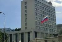 ادعای سفارت روسیه در اراضی اشغالی درباره حضور نیروهای ایرانی در بلندیهای جولان