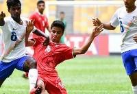 چمنیان: هند فوتبال زیبایی ارائه نکرد/ سرمربی هند: از کسب یک امتیاز مقابل ایران راضی هستم