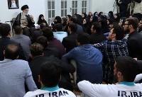 رهبر انقلاب: مطمئناً گوشمالی سختی به عوامل تروریست خواهیم داد