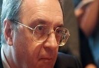 بوگدانوف: ارسال اس- ۳۰۰ به سوریه حق حاکمیتی دمشق و مسکو است