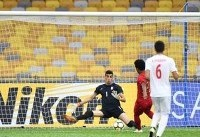 دومین ناکامی تیم ملی فوتبال نوجوانان در آسیا