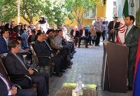 مراسم آغاز سال تحصیلی در مدرسه شهید فهمیده ایروان برگزار شد