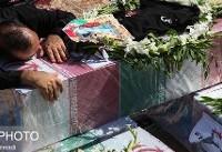 پیکر شهید لرستانی حادثه تروریستی اهواز فردا تشییع میشود