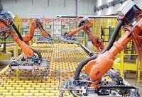 عرضه رباتهای صنعتی مجهز به اینترنت اشیا/ذخیرهسازی دادهها در