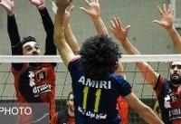 بلاتکلیفی قهرمان آسیا برای حضور در لیگ برتر والیبال
