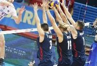 روسیه میزبان والیبال قهرمانی جهان ۲۰۲۲ شد
