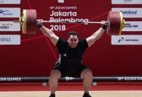 سعید علی حسینی غایب بزرگ وزنه برداری ایران در مسابقات جهانی