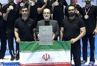 شهرداری ورامین قهرمان تورنمنت بینالمللی تکواندوی لبنان شد