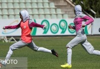 دختر ملیپوش ایران: نمیتوانم خوشحالیام از اولین گل ملی را بیان کنم