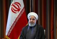 دیدار مدیر اجرایی صندوق بینالمللی پول و رییس کمیته بین المللی المپیک با حسن روحانی