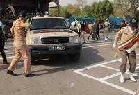پیام ناجا در پی حادثه تروریستی در اهواز / نیروهای مسلح پاسخ دندان شکنی خواهند داد