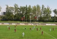 اردن مغلوب دختران فوتبالیست ایران شد