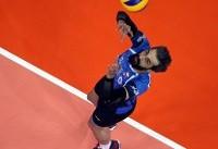 جای خای والیبالیستهای ایران در بین برترینهای قهرمانی جهان