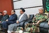 حضور شهردار تهران در مراسم تشییع شهدای حمله تروریستی اهواز