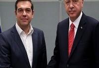 رئیسجمهوری ترکیه با نخستوزیر یونان دیدار کرد