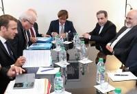 تاکید رؤسای جمهور ایران و فرانسه بر ضرورت حفظ و تقویت برجام و توسعه همکاریهای اقتصادی و بانکی