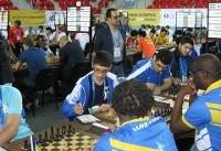 دور دوم المپیاد جهانی شطرنج/ ۶ پیروزی و دو تساوی برای شطرنجبازان ایران