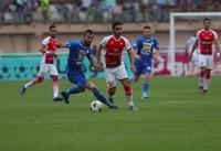 برنامه مرحله یک هشتم نهایی جام حذفی اعلام شد