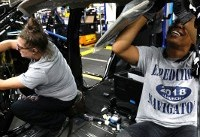 Ford executive says may boost production in China to avoid tariffs