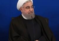 روحانی: آمریکا کشوری مهم در جهان و ایران کشور تعیین کننده منطقه است