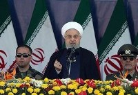 Rouhani warns U.S. on sanctions, does not rule out talks