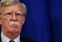 بولتون: تا ایران در سوریه هست، ما هم هستیم