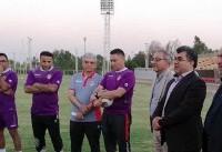 مربی خارجی هدایت فولاد خوزستان را برعهده گرفت
