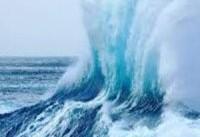 امواج ۳ متری در انتظار سواحل دریای خزر