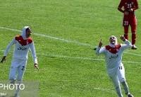 پیروزی تیم ملی فوتبال بانوان ایران در دومین دیدار دوستانه برابر اردن