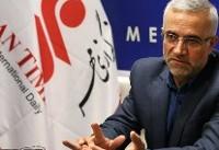 ضیایی همچنان رئیس فدراسیون والیبال/ در انتظار تصمیم وزارت ورزش