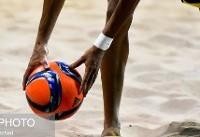 برگزاری اردوی آماده سازی تیم ملی فوتبال ساحلی